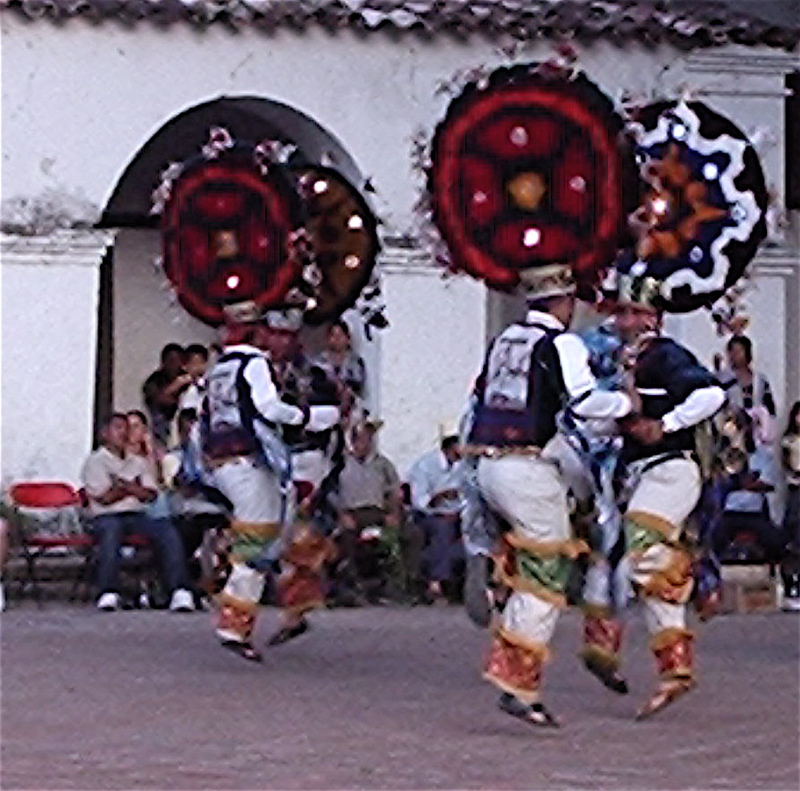 Dance of the Feathers, Teotitlan del Valle