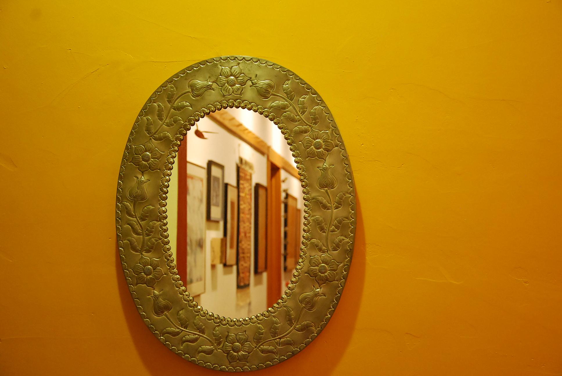 Hot Mango Salsa Paint Job For The Kitchen Wall Oaxaca