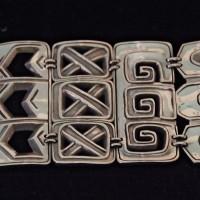 Sterling Silver Bracelet by Brigitte Huet