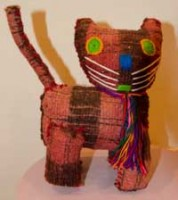 Stuffed Cat Chiapas