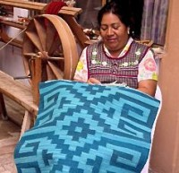 Dolores w Blue Rug - Version 2