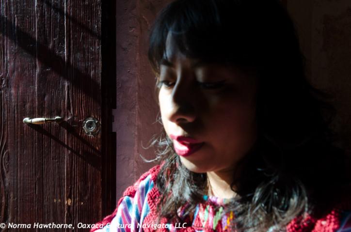 Janet Chavez S. Portrait