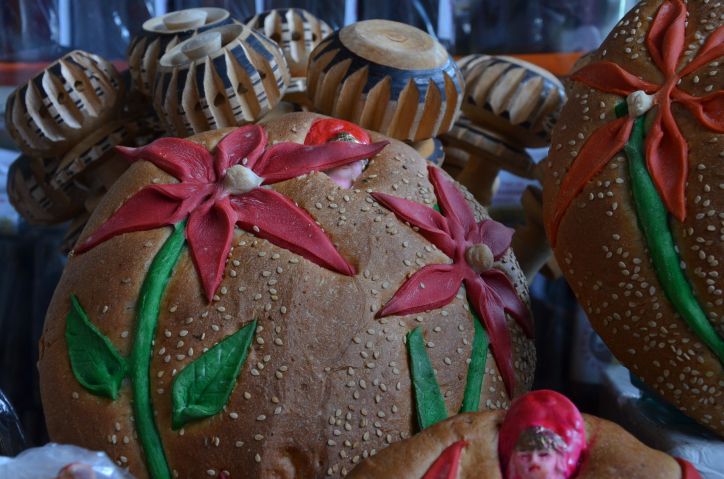 Pan de Muertos, Bread of the Dead