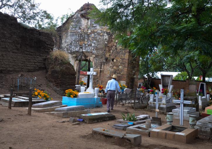 Xoxocotlan Ancient Cemetery