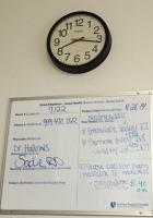 Hospital Wall Chart