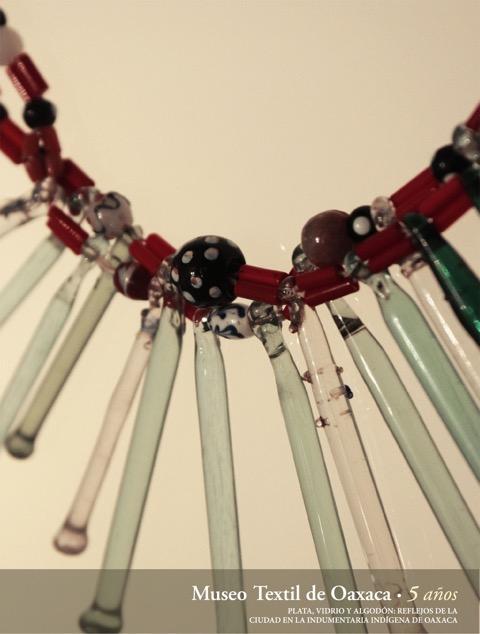 Close-up, Museo Textil de Oaxaca collection