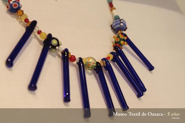 Xaquixe reproduction San Pedro Quiatoni necklace